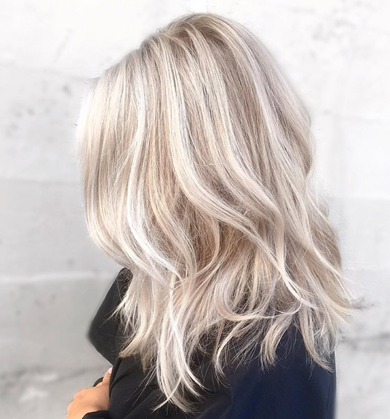 Platinum Blonde Hair Color Ideas For 2018 2019: 5 Top Tips For Maintaining Blonde Hair